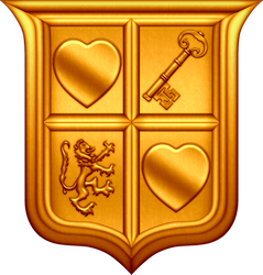 The Legend of Zelda Crest [GBA]