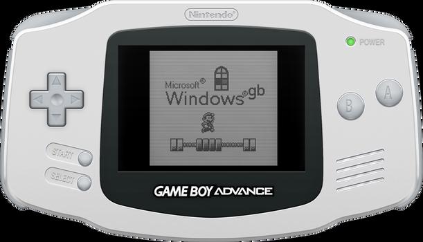 Nintendo Game Boy Advance [Arctic]