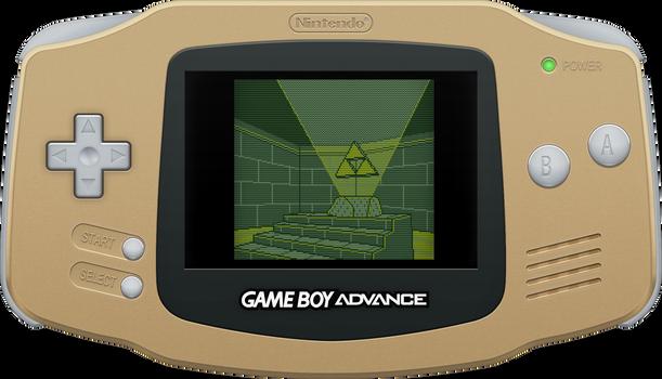 Nintendo Game Boy Advance [Gold]