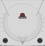 Dreamcast [Metallic Silver]