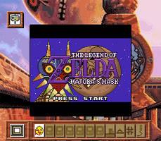 MMGB: Super Game Boy Color Border