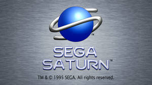 Sega Saturn Wallpaper