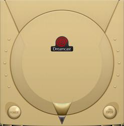 Sega Dreamcast [Gold]