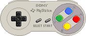 Sony PlayStation [Prototype] Controller by BLUEamnesiac