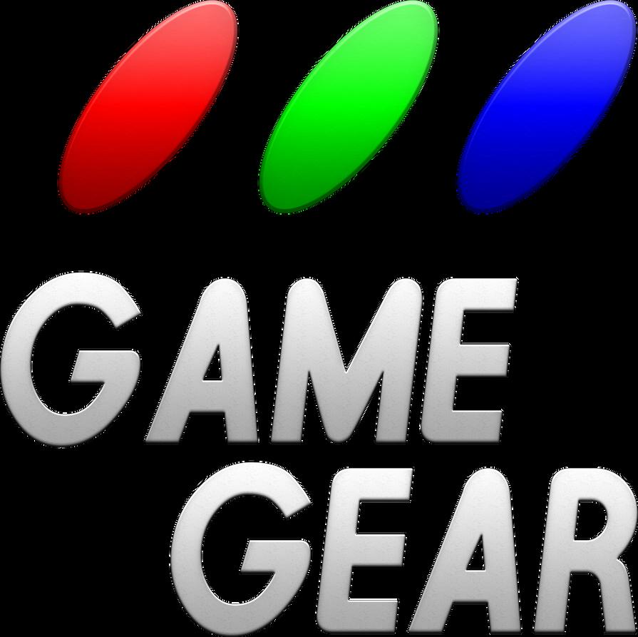 Sega Game Gear Logo by BLUEamnesiac on DeviantArt
