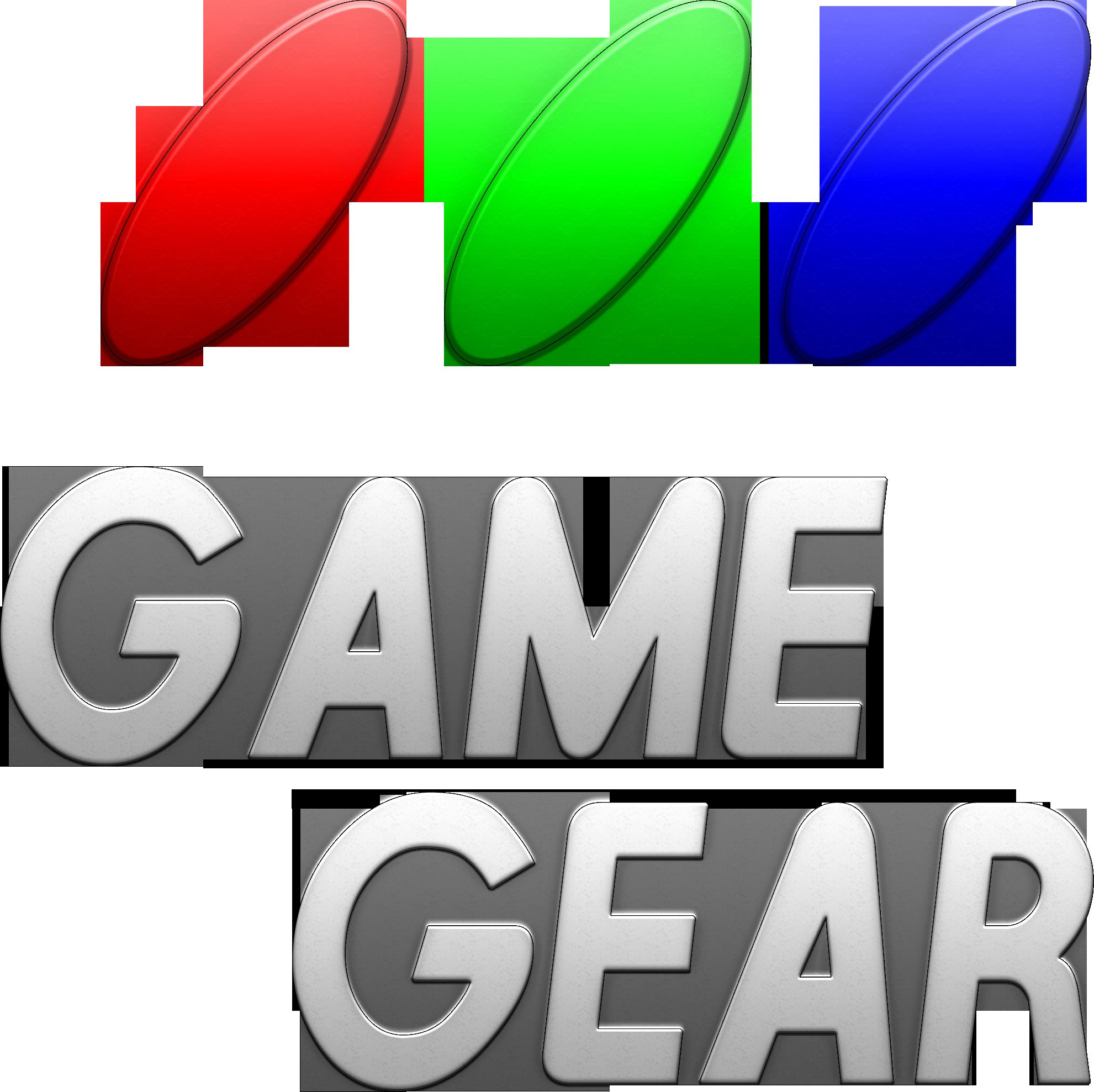 Sega Game Gear Logo