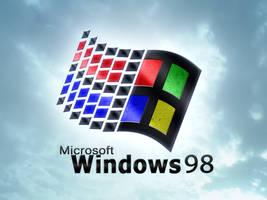 Windows 98 Wallpaper