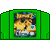 :greenn64cart: by BLUEamnesiac