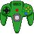 :greenn64controller: