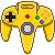 :yellown64controller: by BLUEamnesiac