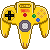 :dk64n64controller: by BLUEamnesiac