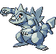 Dling Dlang I'm a mid-Steelix by Gianfry-Spriter