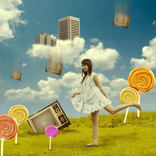 Candy Land by pistonbroke