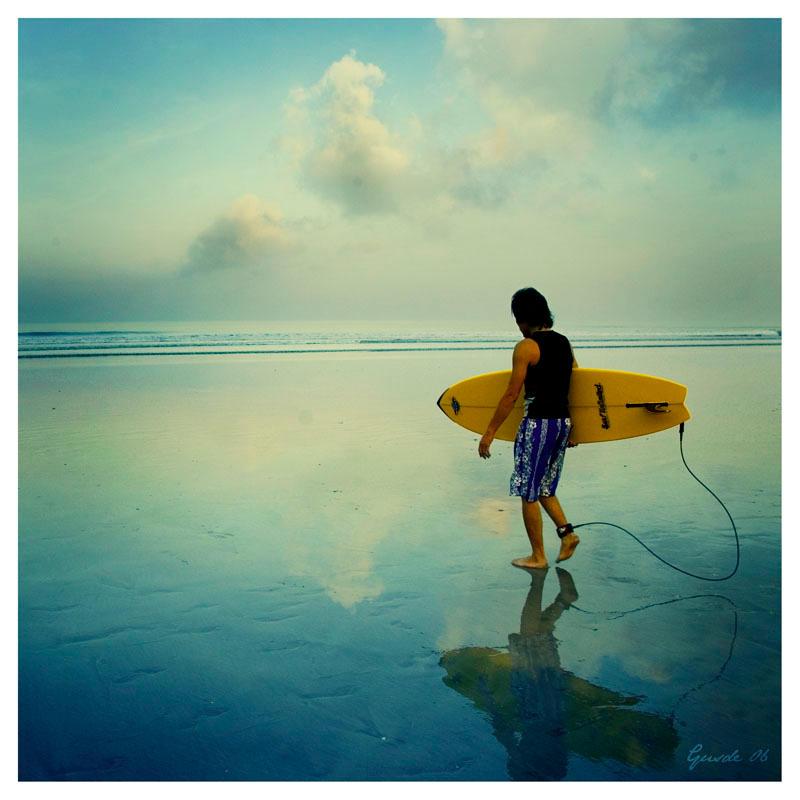 morning surf by pistonbroke