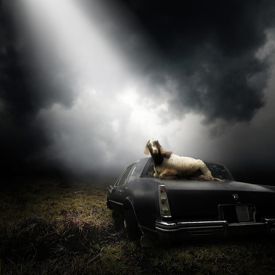 Capricorn by MonkeyShepherd