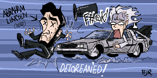 DeLorean'ed by erikjdurwoodii