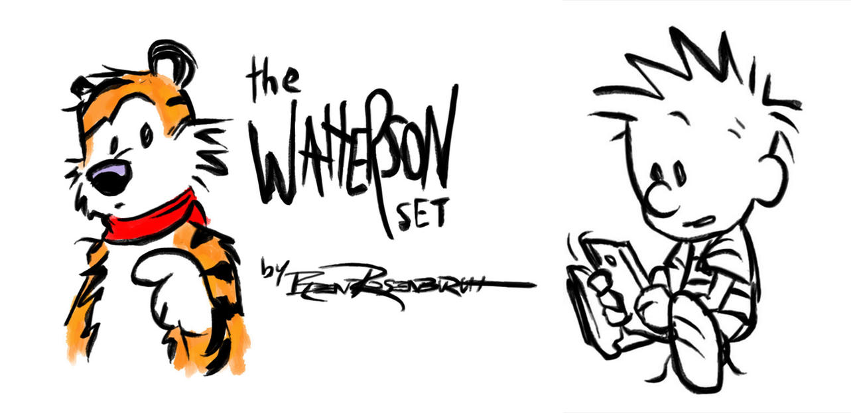 Watterson Set by Mr-MegaTronic