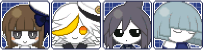 Wadanohara Icons by aetherialTrickster