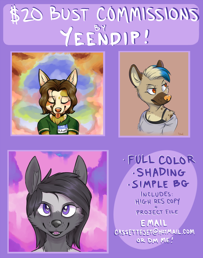 Commad by yeendip