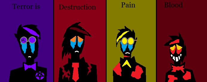 The Council's Sorrow. by venjix515
