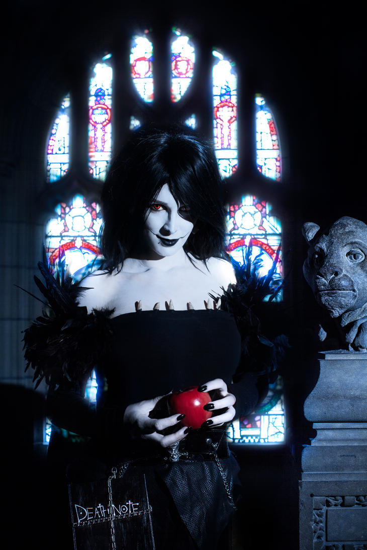 Fem Ryuk: Church by CMOSsPhotography