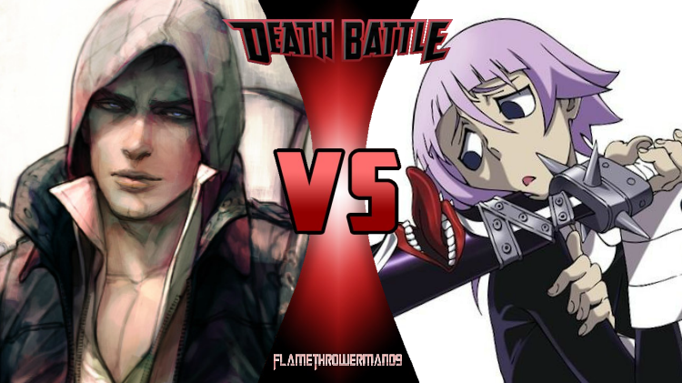 Death Battle: Alex vs Crona by FlamethrowerMan09