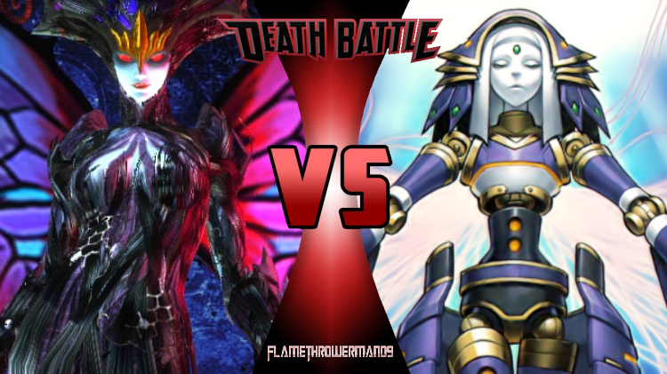 DB: Madama Butterfly vs El Shaddoll Construct by FlamethrowerMan09