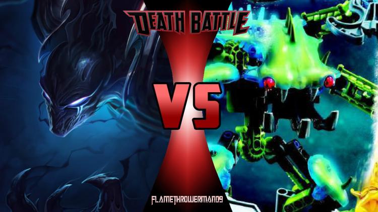 Death Battle Nocturne vs Nocturn by FlamethrowerMan09