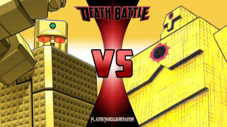 Death Battle: Gold Lightan vs Sunshine