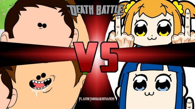 Joke DB: Hellbenders vs Pop Team Epic (Final)