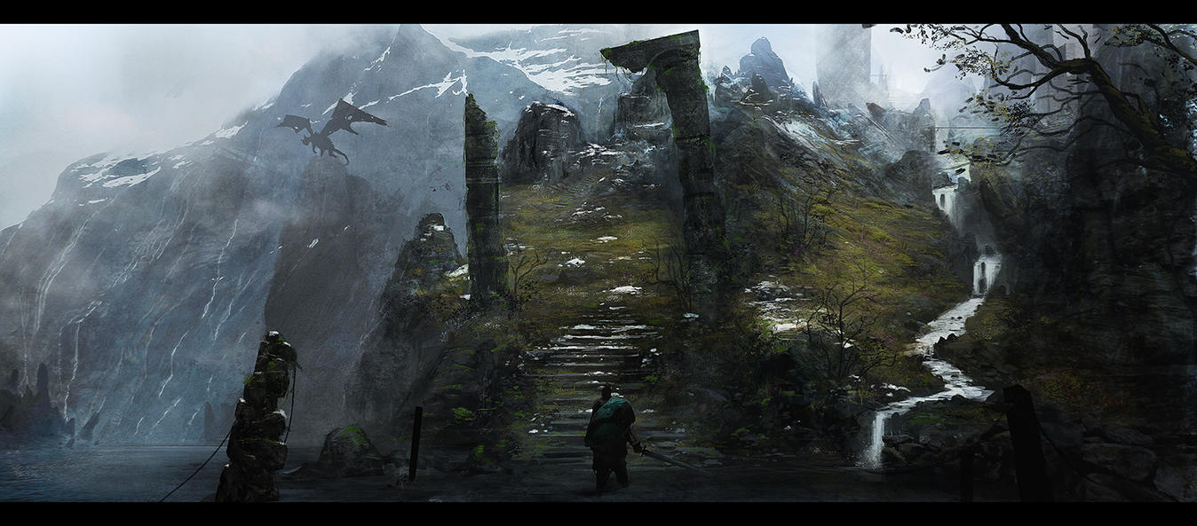 Dragons' Nest by GabrielWigren