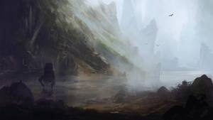 Abandoned Mech