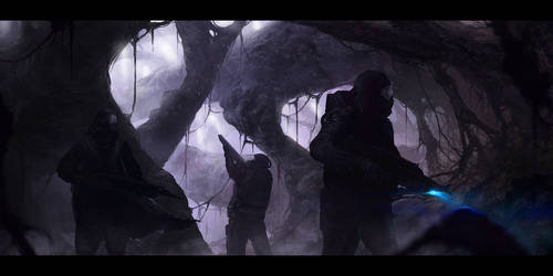 Extraction Point by GabrielWigren
