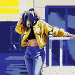 Yellow Jacket by GabrielWigren