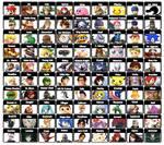DarkKnight215's Super Smash Bros. roster