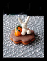 .:Halloween Cookie:. by Shiritsu