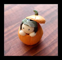 Pumpkin Peek a Boo by Shiritsu