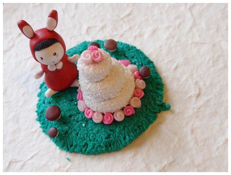 Happy Birthday Little Girl by Shiritsu