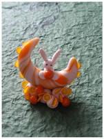 .:Orange Bunny Moon:. by Shiritsu