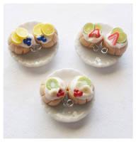 Teensy Weensy Cakes by Shiritsu