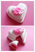 Heart Cake by Shiritsu