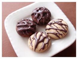 :: Chocolate Biscuits :: by Shiritsu