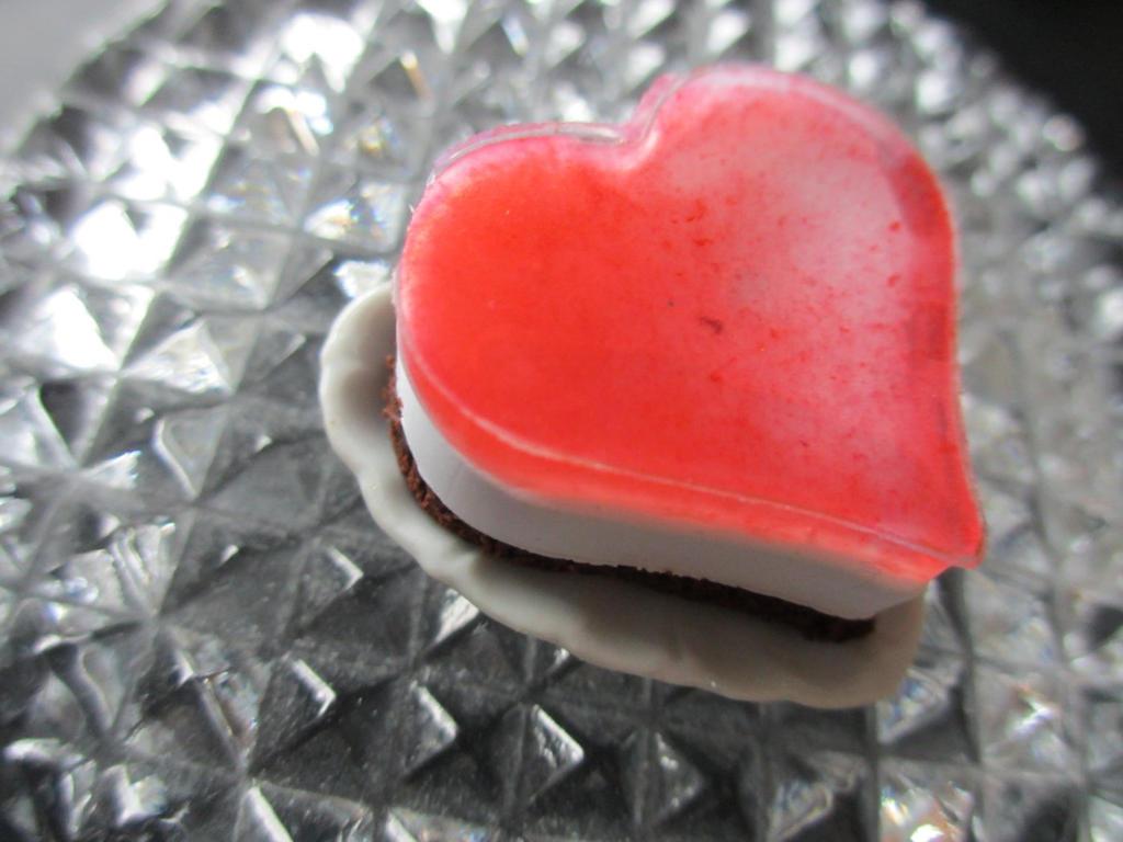 Valentine's Day Cheesecake by Shiritsu