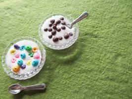 Miniature Cereal by Shiritsu