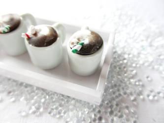 Miniature Coffee Cups by Shiritsu