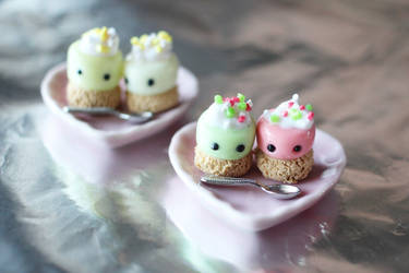 Cheesecake Kawaiiness by Shiritsu