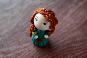 Merida (Disney's Brave) by Shiritsu