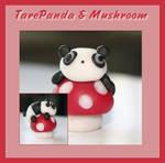 Mushroom Tarepanda