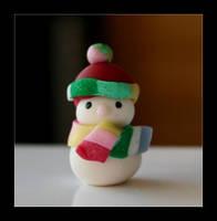 The Snowman by Shiritsu