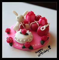 :: Happy 19th Birthday :: by Shiritsu